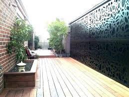 garden screen panels outdoor decorative screens privacy bunnings brisbane uk
