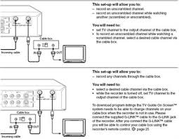 dr how do i hook my toshiba dr dvd recorder to my fixya there are two ways 8bc47e0 jpg