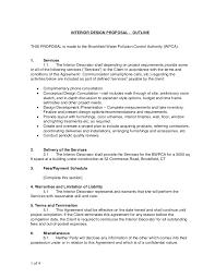 8 Interior Design Proposal Examples Pdf Examples
