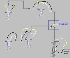 easy electrical wiring question electrical diy chatroom home adding a junction box to an existing circuit at Junction Box Wiring