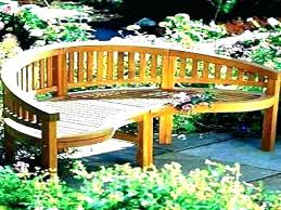 curved metal patio furniture bench outdoor seating ideas boys theme bedroom cushions