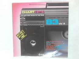 Chart Hits 1983 Details About Chart Hits 83 Vol 2 Comp Lp Various 1983 Ne 1256b Id 15560