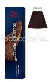 Koleston Perfect Innosense Color Chart Wella Koleston Perfect Me Deep Browns 5 75