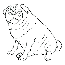 Realistic Dog Coloring Pages Coloring Pages Dogs Printable Dogs