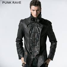 china handsome punk rave unique used leather jackets y 415man china jacket winter jackets