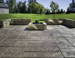 square concrete paver patio. Best How Much Does A Concrete Patio Cost Paver Per Square Foot Stamped Pics For Price