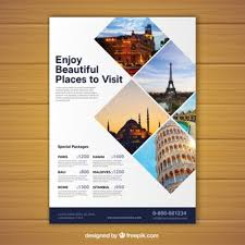 Travel Flyer Vectors Photos And Psd Files Free Download