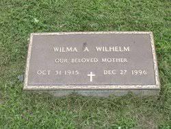 Wilma Alta Chaney Wilhelm (1915-1996) - Find A Grave Memorial