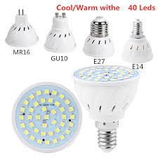 E14 E27 GU10 MR16 8W <b>LED</b> Bulb Lamp AC <b>220V SMD 2835</b> ...
