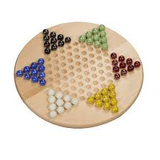Wooden Game With Marbles Chinese Wood Expressions 78