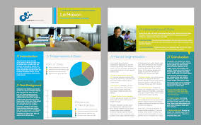 best images of sample brochure templates tri flyer it