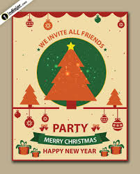 Christmas Flyer Templates 037 Free Online Templates For Christmas Flyers Happy New