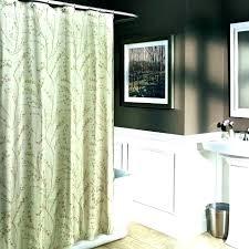 standard shower curtain standard shower curtain length standard shower curtain length lengths short a extra long standard shower curtain
