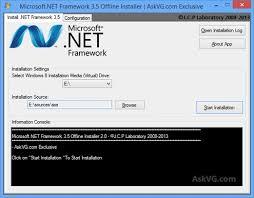 microsoft net framework 3 5