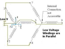 will a 240 volt ac motor operate on 120 volts ac  at Dual Capacitor 220 Volt Air Compressor Wiring Schematic