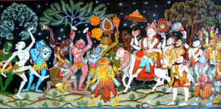 Театр в Индии Классификация индийского театра