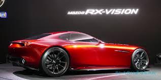 Mazda RX-Vision Concept gallery - SlashGear