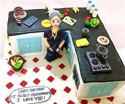 Mom Happy Birthday Cake Pics Online Customized Cakes Delivery I L
