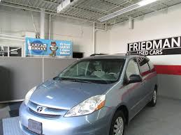 2006 TOYOTA SIENNA CE for sale at Friedman Used Cars | Bedford ...