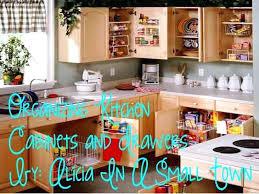 kitchen cupboards organization