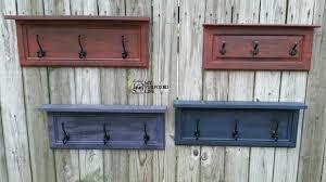 Door Coat Rack Cabinet Door Coat Rack 65