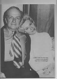 Here's Lydia Bruce with her real-life husband, Leon Stevens. | Soap opera,  Elizabeth hubbard, Retro tv