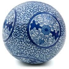 Decorative Sphere Balls Blue Decorative Balls Wayfair 58