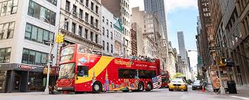 new york hop on hop off bus tours new