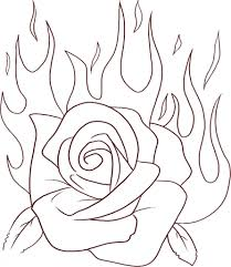 Small Picture Best Rose Coloring Pages Teenagers Images New Printable Coloring