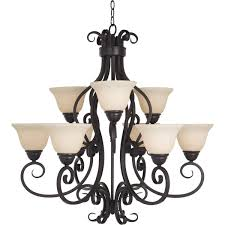 maxim manor 9 light oil rubbed bronze chandelier free within lighting decor 1
