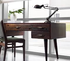 rustic wood office desk. view in gallery mitchell rustic wood desk office