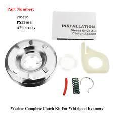 Whirlpool <b>Washer Clutch</b> | eBay
