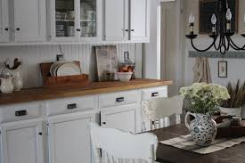 more of our farmhouse kitchen white country kitchen with butcher block56 country