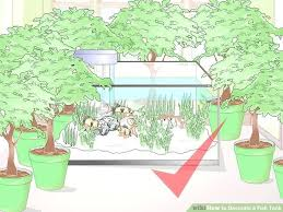 image titled decorate. Decoration For Fish Tank Image Titled Decorate A Step Ideas Videos