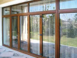 astounding wood and glass doors wood frame door and panel glass for sliding glass doors in