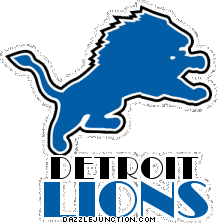 Detroit Lions Nfl Sticker for iOS & Android | GIPHY