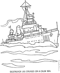 Small Picture Navy Ship Coloring Page US Navy Pinterest Navy ships