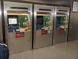 Metrocard Vending Machine Locations