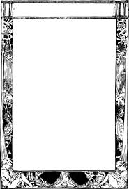 Picture Frame Square Symmetry Png Clipart Royalty Free Svg
