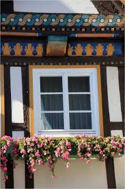 Fenster Deko Sommer Wandtattoo Blumen 4 Blüten Fenster Aufkleber