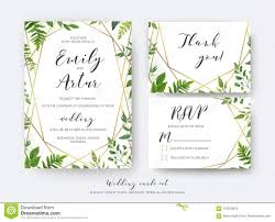 Party Rsvp Template Wedding Floral Invite Invitation Rsvp Thank You Card