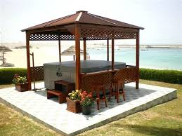 outdoor gazebo plans outdoor gazebo plans hot tub outdoor kitchen gazebo plans