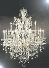 chandeliers the gallery crystal chandelier silver trimmed maria chandeliers 9 light gold empire