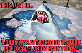 just when you thought it was safe to go back to the park