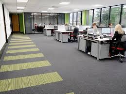 office floors. Hardwearing Commercial Carpet Tiles Office Flooring Stebro Floors O