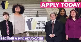PYC Advocates – The Pennsylvania Youth Congress