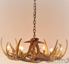kitchen luxury faux antler chandelier white 20 deer horn light fixtures ceiling nice design with antique