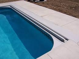 under coping track automatic pool covers