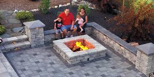 26 Square Fire Pit Designs Uncategorized Square Home Fire Pit