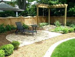 Landscaping Design Ideas For Backyard Impressive Design Inspiration